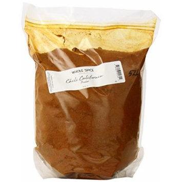 Whole Spice Chili California Powder, 5 Pound