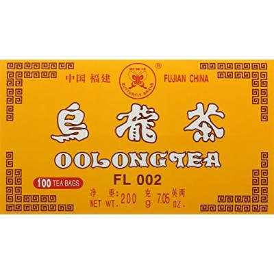 Butterfly Brand Oolong Tea 100 Bags