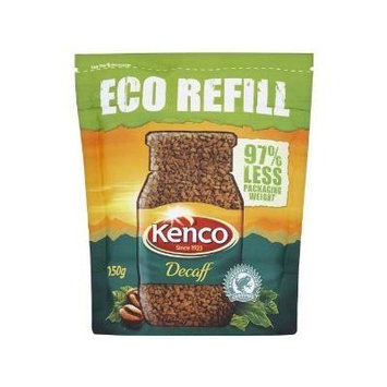 Kenco Decaff Refill Instant Coffee (150g/5.29oz)