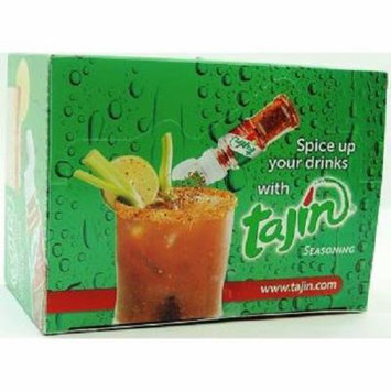 TAJIN FRUIT SEASONING MINI 0.35 oz Each ( 40 in a Pack )