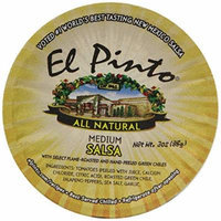 El Pinto Medium Salsa Cups, 3 Ounce (Pack of 48)