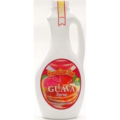 Hawaiian Sun Guava Syrup 15.75-ounce (Pack of 3)