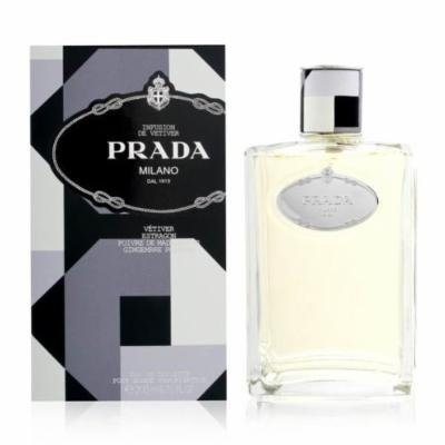 Prada Infusion de Vetiver Pour Homme 6.75 oz Eau de Toilette Spray