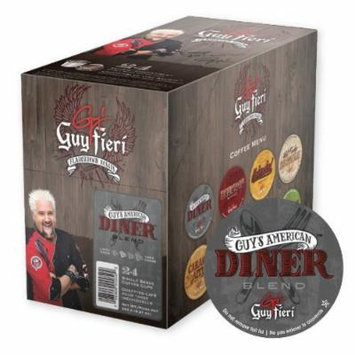 Guy Fieri Coffee for K-cup® Brewers - Guy's American Diner Blend - 48ct