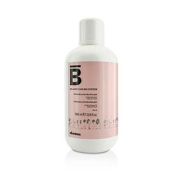 Davines Balance Curling System Extra Delicate Neutralizer Conditioning Protecting PH3.0 1000ml/33.8oz