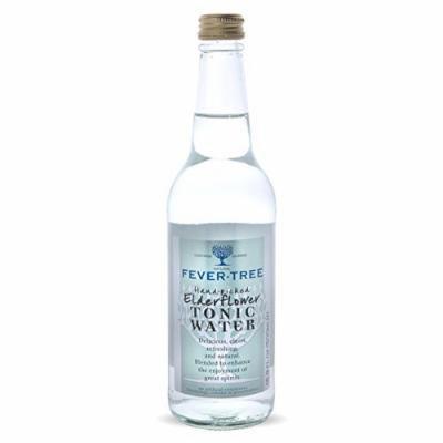 Fever Tree Elderflower Tonic Water - 16.9 oz