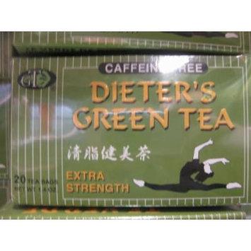 GTR - Caffeine Free Dieter's Green Tea Extra Strength (Pack of 1)