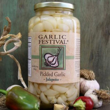Jalapeno Pickled Garlic (Quart)