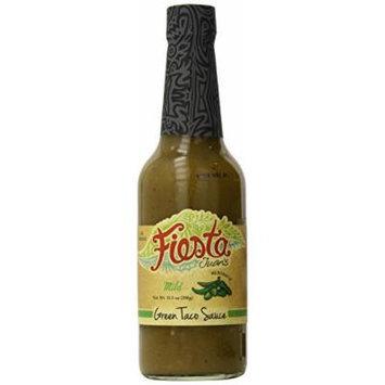 Fiesta Juan's Green Taco Sauce, 10.5 Ounce