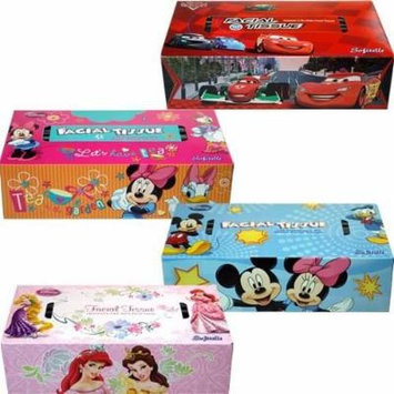 Disney Assorted 2-Ply Facial Tissue 130 ct