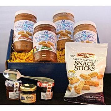 Peanut Butter Lover's Gift Box