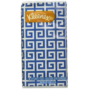 Kleenex 3-Ply Pocket Packs Facial Tissues, 32 Count