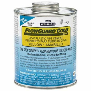 EZ-FLO 86239 Flowguard Gold Cpvc Cement Medium Body