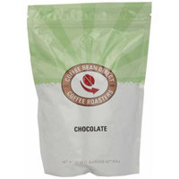 Coffee Bean Direct Chocolate Flavored, Whole Bean Coffee, 16-Ounce Bags (Pack of 3)