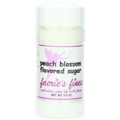 Faeries Finest Sugar, Peach Blossom, 3.5 Ounce