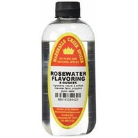 Marshalls Creek Spices Flavoring, Rosewater, 8 Ounce