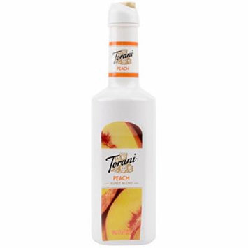 Torani Puree Blend, Peach, 33.8 Ounce