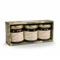Minature Tray Pack Maury Island Farms (Three 1.5 oz Jars) Jams and Preserves