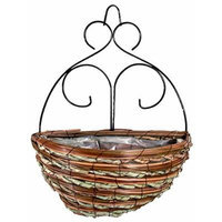 SuperMoss (29762) Wood Woven Baskets - Creative Style, Rose 14
