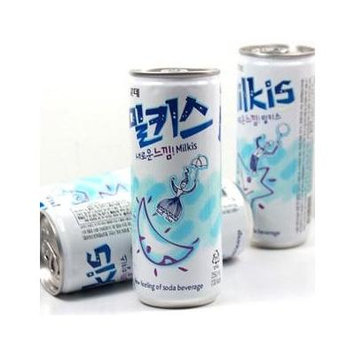 Milkis 250ml 6pack (Total 12 Cans)