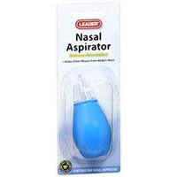 Leader Nasal Aspirator - Compare to Ezy Dose (4 Pack)