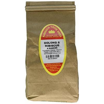 Marshalls Creek Spices Loose Leaf Tea, Oolong and Hibiscus, 4 Ounce