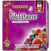 Teekanne Wild Berry Fruit Tea 40 Teabags