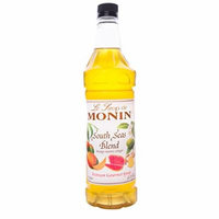 Monin South Seas Blend Cocktail Syrup - 1 Liter