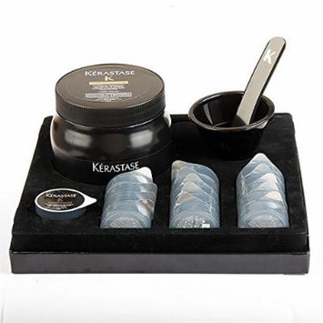 Kerastase Chronologiste Set Creme 16.9 Ounce with Pearls 15 x 0.3 Ounce