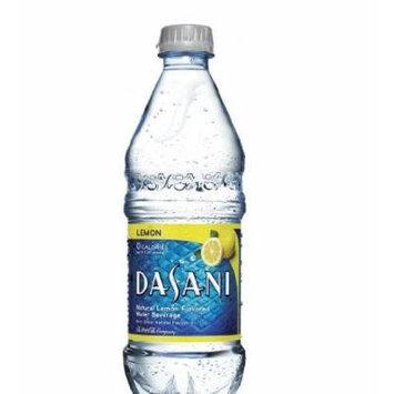 Dasani Flavors Lemon 20 Oz Bottles - Case of 24