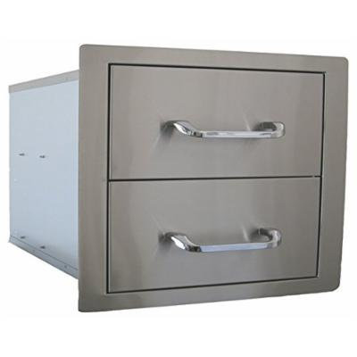 BeefEater 24200 Double Access Drawer