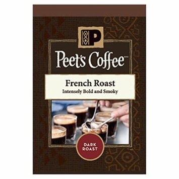 FLAVIA PEET'S COFFEE, French Roast , 18-Count Fresh Packs (Pack of 1)