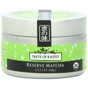 TASTE OF KYOTO Matcha Green Tea, Reserve, 2.12 Ounce