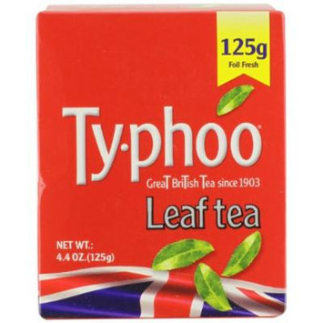 Typhoo Loose Leaf Tea, 4.4 Ounce