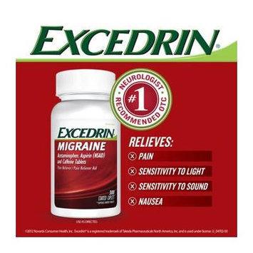 Excedrin Migraine Pain Reliever/aid - 300 Coated Caplets