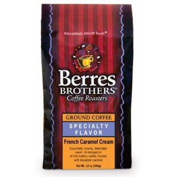 Berres Brothers French Caramel Cream Ground Coffee 12 oz.