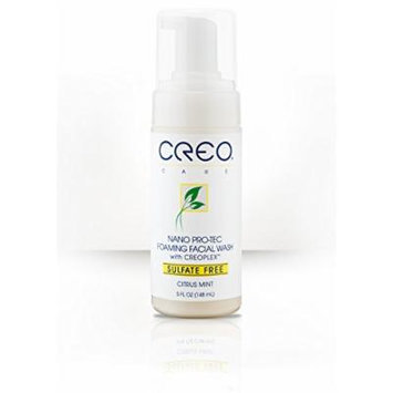 CREO Foaming Facial Cleanser (Citrus Mint)
