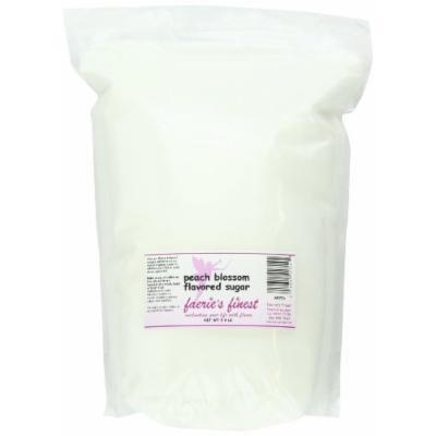 Faeries Finest Sugar, Peach Blossom, 5.0 Pound