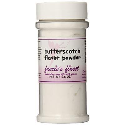 Faeries Finest Flavor Powder, Butterscotch, 5.60 Ounce