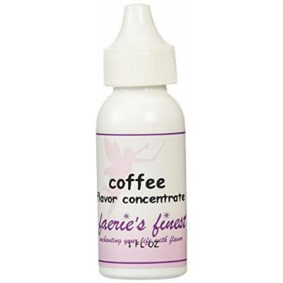 Faeries Finest Flavor Drops, Coffee, 1 Ounce