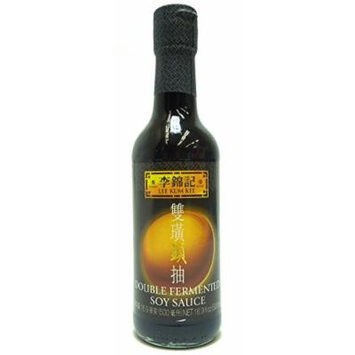 Lee Kum Kee Double Fermented Soy Sauce 16.9 Fl Oz