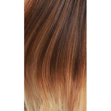 MilkyWay Que JERRY CURL 3PCS Human Hair MasterMix Weave Extension #OM27/30/613