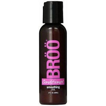 Broo Smoothing IPA Conditioner, 2 Fluid Ounce