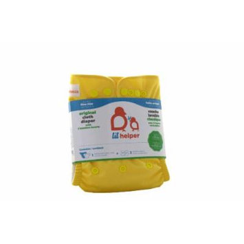 Bamboo Cloth Diapers - Solids (Yellow)