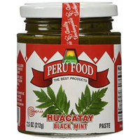Peru Food Huacatay Black Mint Paste 7.5 Oz.