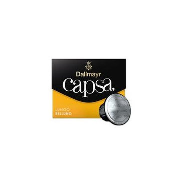 4 Boxes of Dallmayr Lungo Belluno Capsa Nespresso Capsules, 10 Capsules Each Box