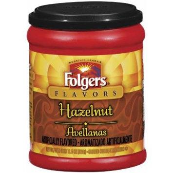Folgers Hazelnut Coffee, 11.5 Ounce