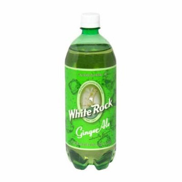 White Rock Ginger Ale, 33.8-Ounce (Pack of 12)