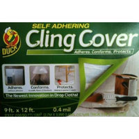 Cling Cover - The Newest Innovation in Drop Cloths