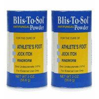 Blis - To - Sol Antifungal Powder 2 oz (Pack of 2)